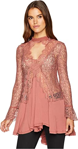 Tell Tale Lace Tunic