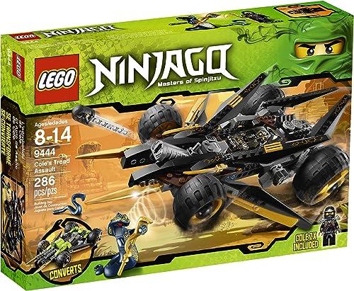 LEGO Ninjago Cole's Tread Assault 286pieza(s) Juego de construcción - Juegos de construcción, 8 año(s), 286 Pieza(s), 14 año(s)