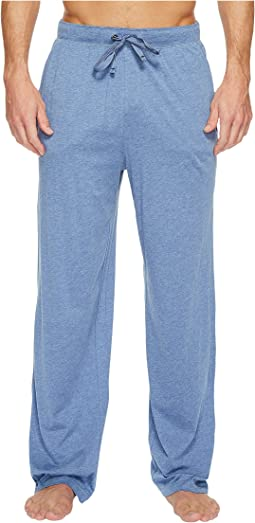 Heather Cotton Modal Jersey Lounge Pants