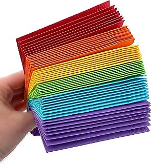 Rainbow Birthday Party Beverage Napkins (50 Pack)