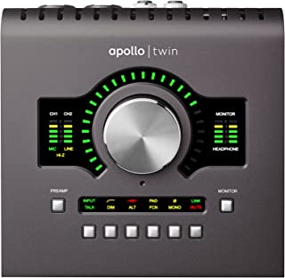 Universal Audio Apollo Twin MKII Quad (APLTWQII)