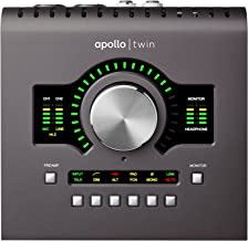 Universal Audio Apollo Twin MKII Solo (APLTWSII)
