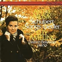 An die Musik: Schubert Lieder