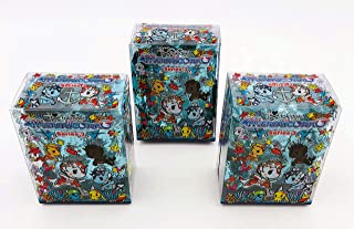 Tokidoki Mermicorno Series 3 Designer Vinyl Figures (3-Pack)