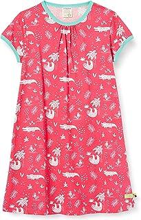 Loud + Proud Dress Allover Print Organic Cotton Robe Bébé Fille