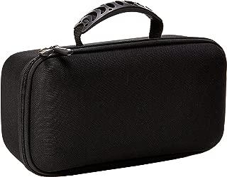 AmazonBasics Travel and Storage Hard Carrying Case for Bose Soundlink Revolve+ - Black