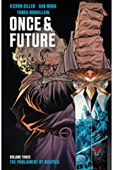 Once & Future Vol. 3 Kindle Edition