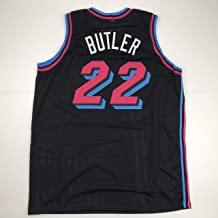 Unsigned Jimmy Butler Miami Black City Vice Custom Stitched Basketball Jersey Size Men's XL New No Brands/Logos