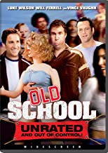 old school unrated dvd