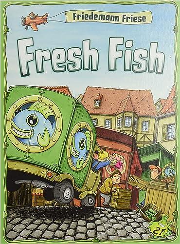 apresurado a ver Czech Games Fresh Fresh Fresh Fish Game Board Game by  grandes ofertas