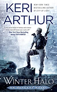 Winter Halo (An Outcast Novel Book 2)