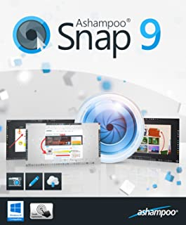 Ashampoo Snap 9 - Screenshot and Video Recording Solution [Download]
