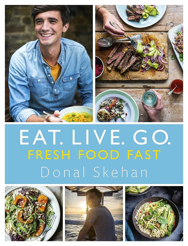 芸術にぎやかスカルクEat. Live. Go - Fresh Food Fast (English Edition)