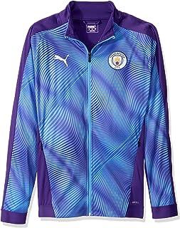 PUMA Men's Manchester City MCFC Stadium League Jacket