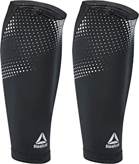 Reebok-RRSL-13323 COMPRESSION CALF SLEEVE, S, black