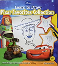 Disney/Pixar Learn to Draw Collection (BTMS custom pub)