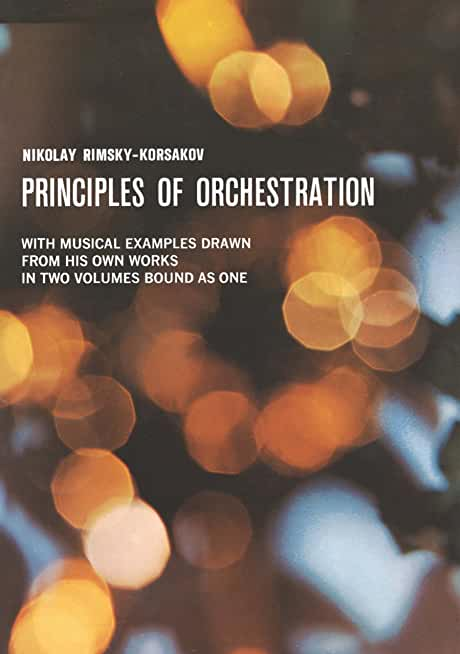 Principles of Orchestration (Dover Books on Music) (English Edition)