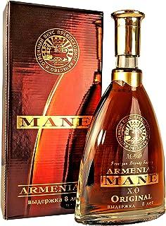 Armenischer Weinbrand Mane, 0,5L, 40% Alk., 8 Jahre gereift