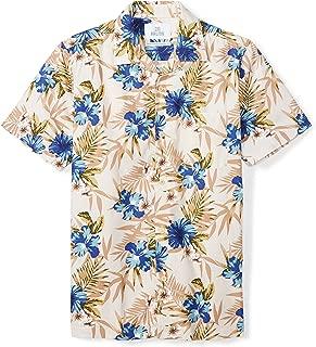 hibiscus polo shirt