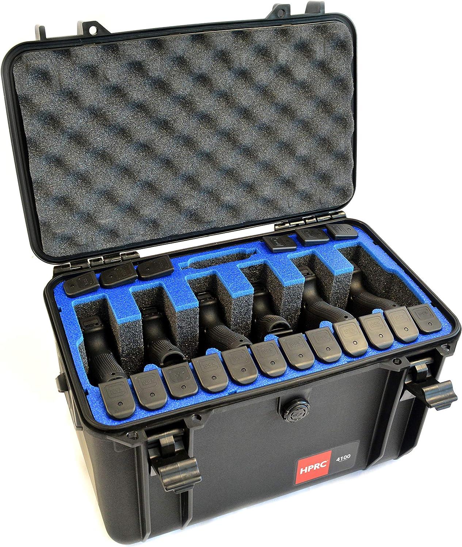 MY CASE BUILDER 6 Pistol Gun Case