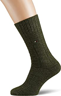 Tommy Hilfiger uomo calze Business da uomo diversi colori 2 paia Tinta
