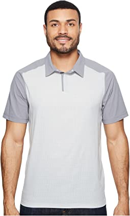 MHW AC Short Sleeve Polo