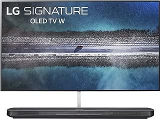 "LG SIGNATURE OLED65W9PUA Alexa Built-in  W9 65"" 4K Ultra HD Smart OLED TV (2019)"