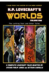 H.P. Lovecraft's Worlds - Volume One: The Lurking Fear and Other Tales Kindle Edition