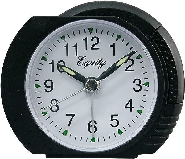 Equity By La Crosse 27001 Analog Alarm Clock With Ascending Alarm