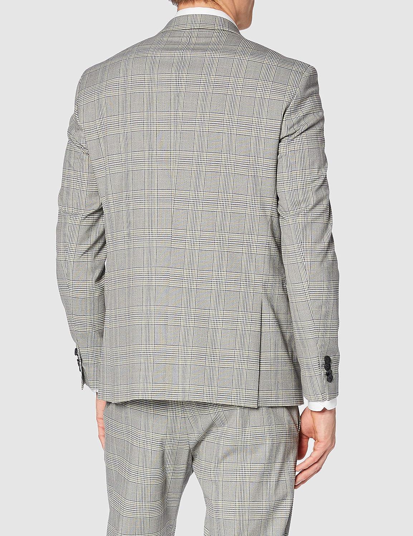 ESPRIT Collection Herren Business-Anzug Hosen-Set
