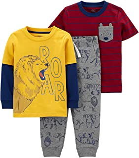Boys' 3-Piece Playwear Set