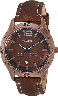 Timex Analog Brown Dial Men's Watch - TW000U936