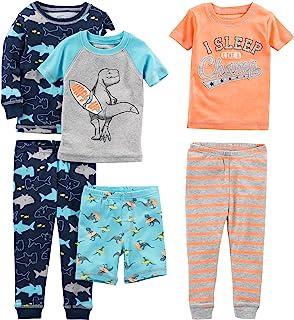 Simple Joys by Carter's - Pijama dos piezas - Juego de