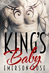 King's Baby (Bad Boy Heroes Series Book 1) Kindle Edition
