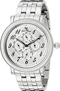 Lucien Piccard Men's LP-10113-22S Potenza Stainless Steel Watch
