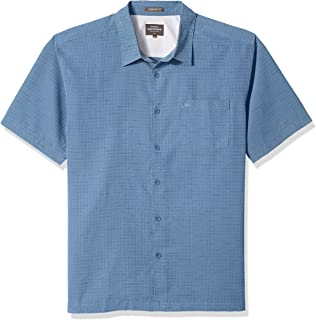 Quiksilver Men's Centinela 4 Button Down Shirt