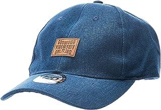 قبعة/كاب سام للرجال من اوه في اس، اللون: دينيم داكن، المقاس: مقاس واحد.
