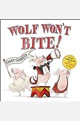 Wolf Won't Bite! Kindle Edition
