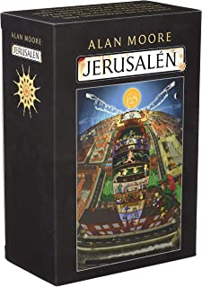 Jerusalén (estuche novela) (Biblioteca Alan Moore)