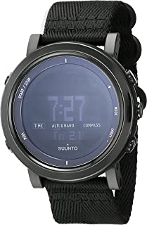 Suunto Essential Ceramic Watch - All Black tx, one Size