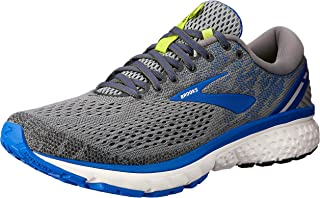 Brooks Australia Men's Ghost 11 Road Running Shoes, Grey/Blue/Silver