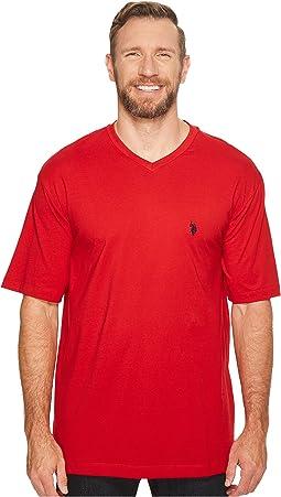 Big & Tall V-Neck T-Shirt