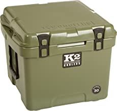 K2 Coolers Summit 30 Cooler, Duck Boat Green