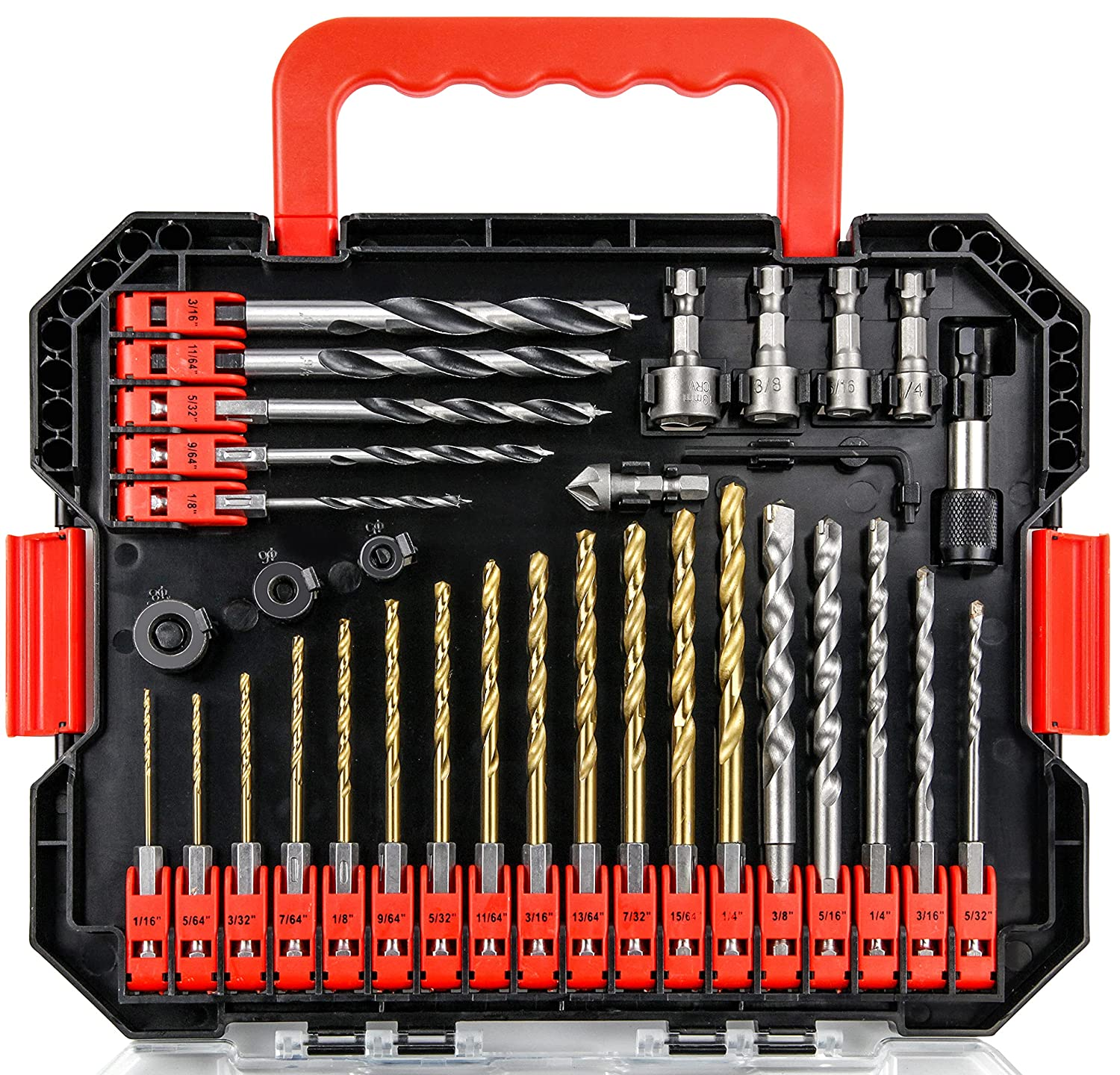 wesleydrill Ranking TOP12 Impact Drill Bit Set with 70% OFF Outlet Hex Driver Pcs Shan 33 Nut