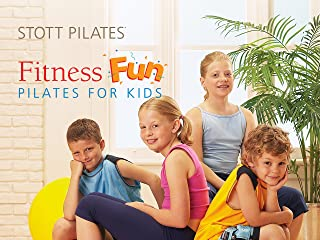 Fitness Fun: Pilates for Kids