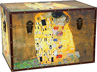 Attrayant Oriental Furniture Works Of Klimt Trunk