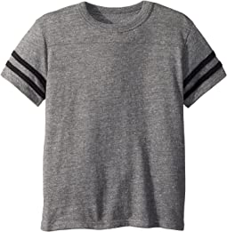 Super Soft Vintage Crew Neck Tee (Little Kids/Big Kids)