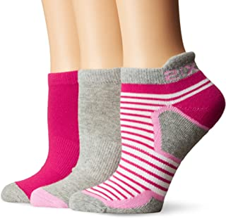 2(x) ist Women's Ladies Fashion Athletic Socks 3 Pack