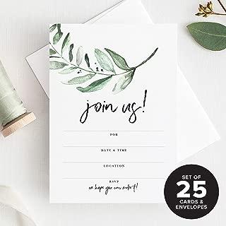 team celebration invitation