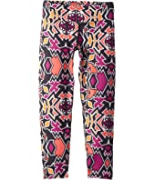 MTF Print Ankle Tights (Toddler/Little Kids/Big Kids)